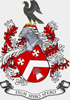 Official Family Coat of Arms